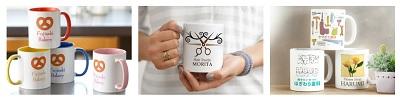 オリジナルマグカップ1個から注文可能