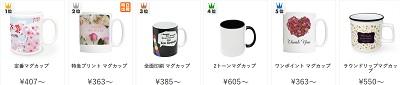 オリジナルプリントマグカップ